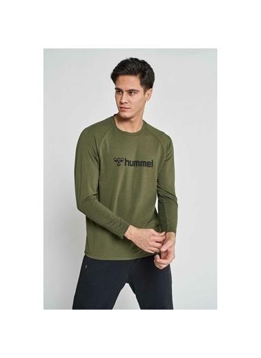 Hummel Sweatshirt Yeşil